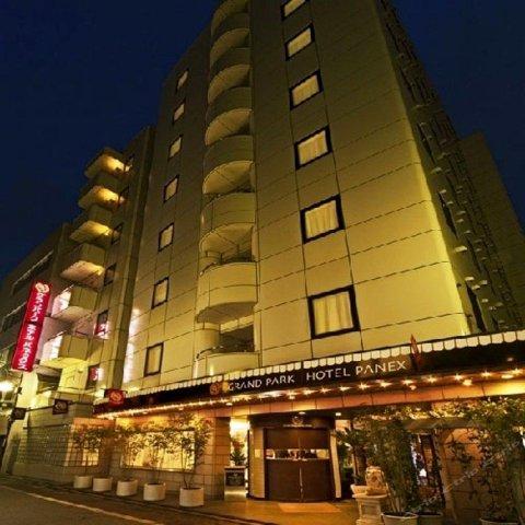 GrandPark帕奈克斯酒店-东京(Grand Park Hotel Panex Tokyo)
