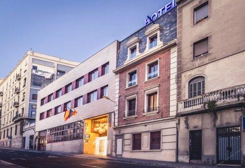 巴塞罗那隆达雷赛布酒店(Hotel Ronda Lesseps Barcelona)