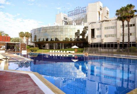 塞维利亚丝绸安达卢斯宫饭店(Silken Al-Andalus Palace Hotel Seville)