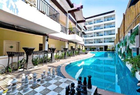 长滩岛天堂度假酒店(Boracay Haven Resort)