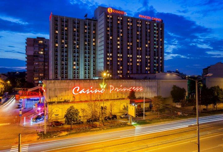 索非亚市中心温德姆华美达酒店(Ramada by Wyndham Sofia City Center)