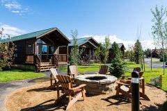 黄石埃克斯普劳勒小屋酒店(Explorer Cabins at Yellowstone)