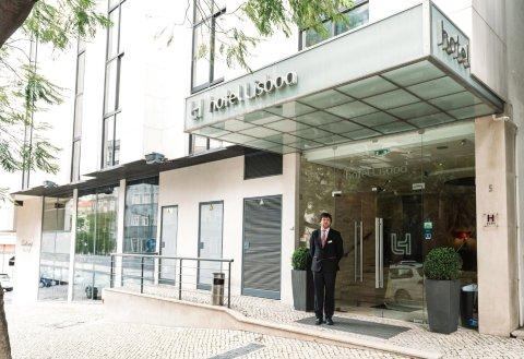 里斯本酒店(Hotel Lisboa)