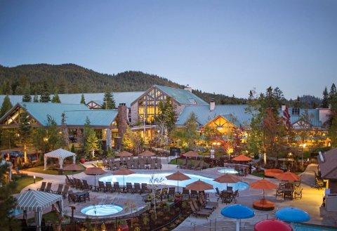 优胜美地特纳亚旅馆(Tenaya Lodge at Yosemite)