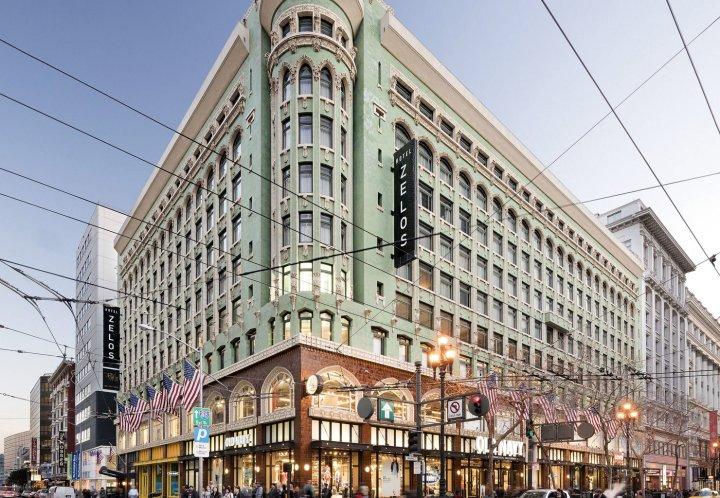 旧金山佐罗斯酒店(Hotel Zelos San Francisco)