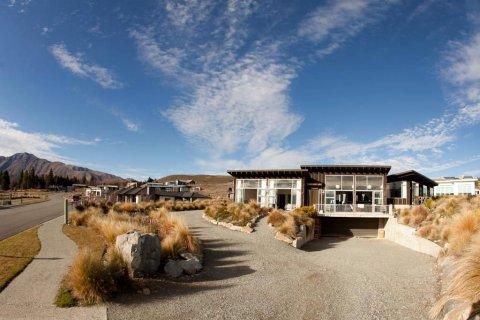 三河旅馆(Three Rivers Lodge)