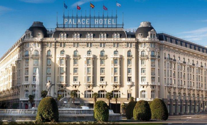 马德里威斯汀皇宫酒店(The Westin Palace Madrid)