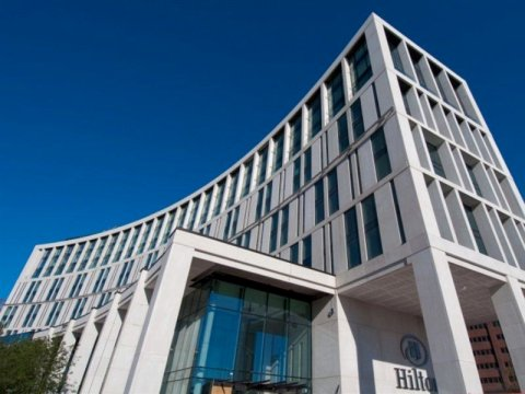 利物浦希尔顿酒店(Hilton Liverpool)