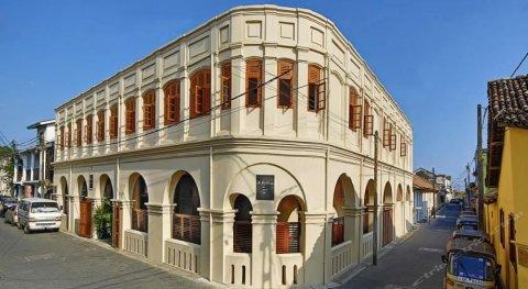 普瑞特斯堡酒店(The Fort Printers)