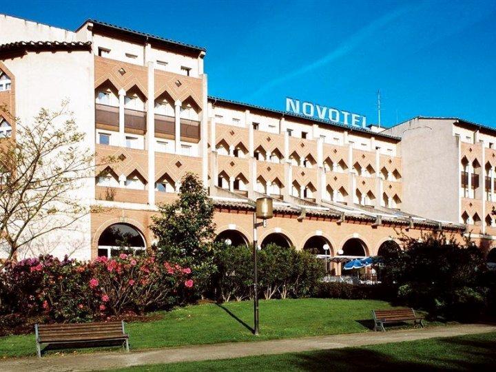 图卢兹中心康格诺富特酒店(Novotel Toulouse Centre Compans Caffarelli)
