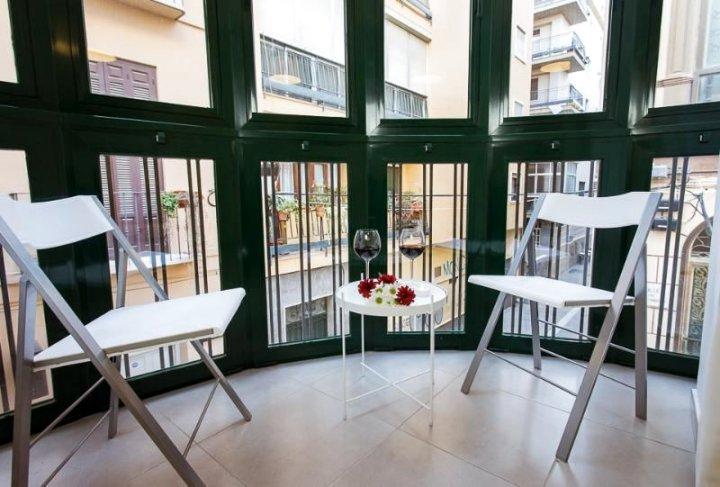 Apartment in Malaga 102289(Apartment in Malaga 102289)