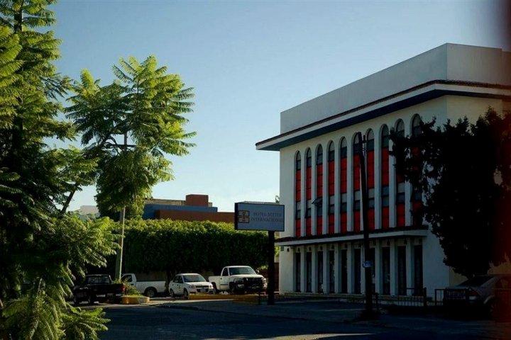 首都 O 国际套房(Suites Internacional)