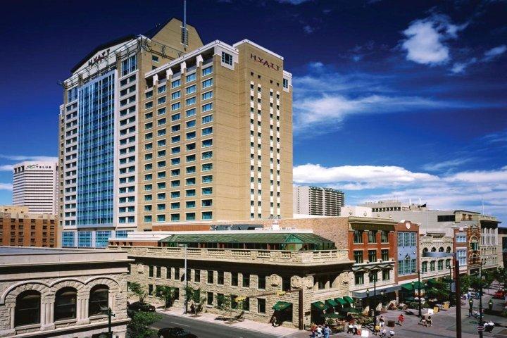 卡尔加里凯悦酒店(Hyatt Regency Calgary)