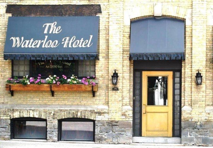 滑铁卢酒店(The Waterloo Hotel)