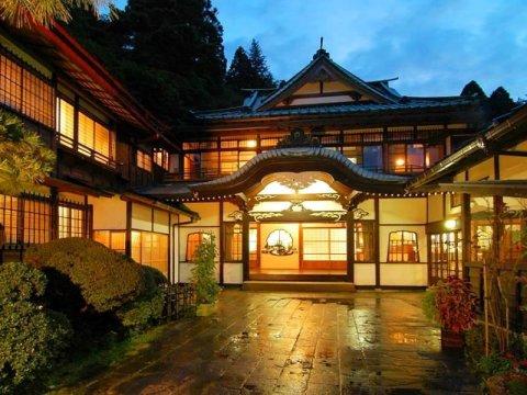 箱根三河屋旅馆(Mikawaya Ryokan)