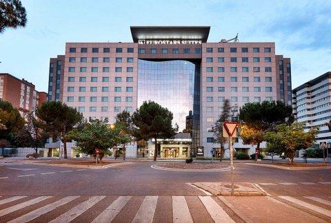 米拉斯拉欧洲之星套房酒店(Eurostars Suites Mirasierra)
