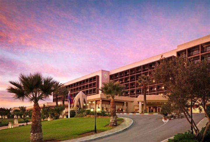 突尼斯喜来登酒店(Sheraton Tunis Hotel)