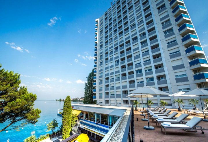 蒙特勒尤洛特尔酒店(Eurotel Montreux)