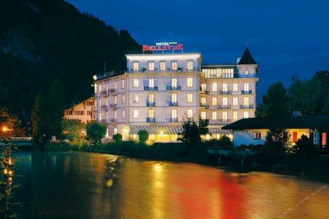 因特拉肯耶乌尔酒店(Hotel Bellevue Interlaken)