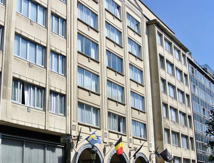 布鲁塞尔贝德福德酒店和会议中心(Bedford Hotel & Congress Centre Brussels)