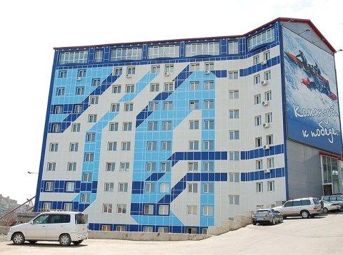 海参崴阿凡达酒店(Hotel Avanta Vladivostok)