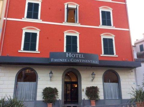 佛罗伦萨洲际酒店(Hotel Firenze e Continentale)