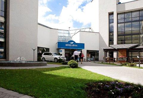 维尔纽斯空中旅馆酒店(AirInn Vilnius Hotel)