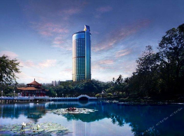 香格里拉台南远东国际大饭店(Shangri-La's Far Eastern Plaza Hotel, Tainan)