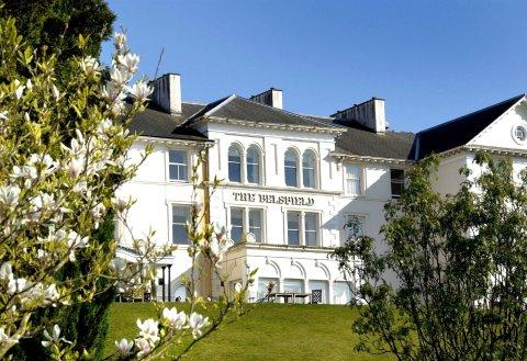贝尔斯菲尔德劳拉阿什利酒店(Laura Ashley Hotel - the Belsfield)