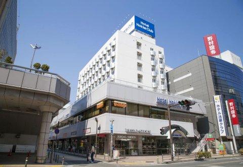 湘南藤泽法华俱乐部酒店(Hotel Hokke Club Shonan Fujisawa)
