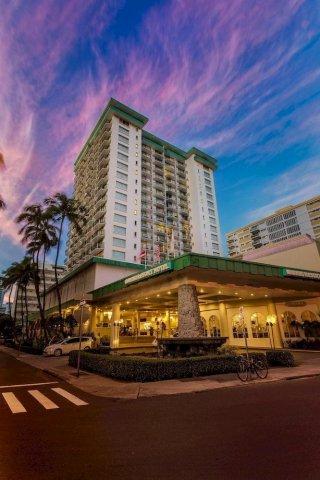 威基基度假酒店(Waikiki Resort Hotel)