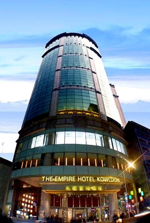 香港尖沙咀皇悦酒店(Empire Hotel Kowloon-Tsim Sha Tsui)