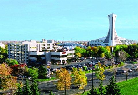 蒙特利尔大学酒店(Hotel Universel Montréal)