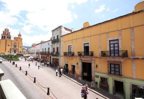 拉卡索纳唐卢卡斯酒店(La Casona de Don Lucas)