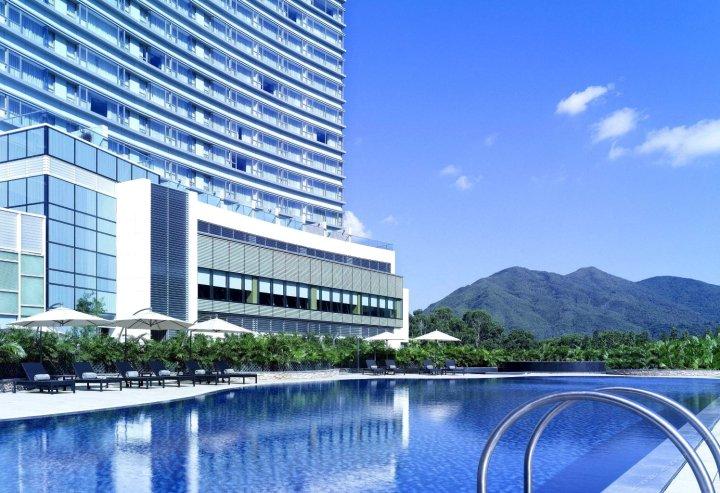 香港沙田凯悦酒店(Hyatt Regency Hong Kong Sha Tin)