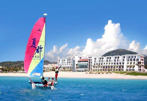 屏东垦丁夏都沙滩酒店(Chateau Beach Resort)