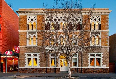 阿德莱德阿达科精品酒店(Adabco Boutique Hotel Adelaide)