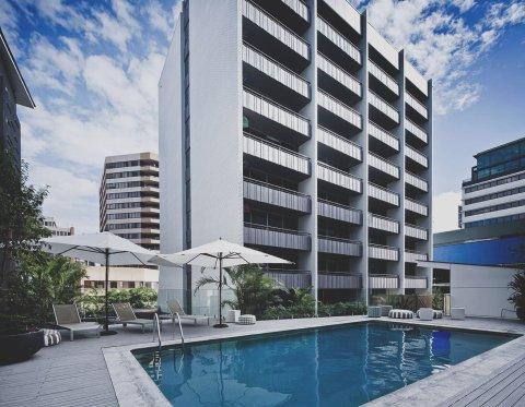 布里斯班镑山酒店(Punthill Brisbane)