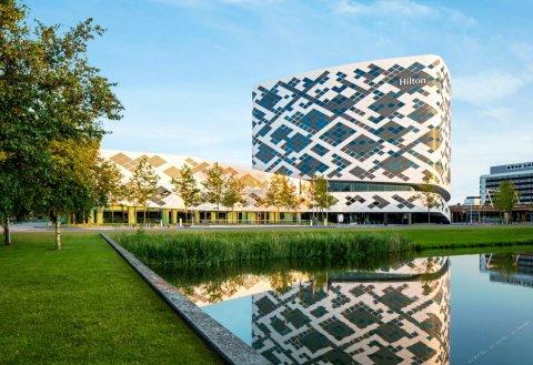 阿姆斯特丹史基浦机场希尔顿酒店(Hilton Amsterdam Airport Schiphol)