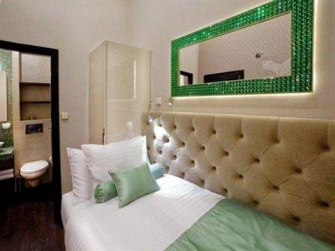 布拉格珠宝设计酒店(Design Hotel Jewel Prague)