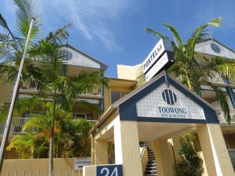 图旺酒店&套房(Toowong Inn & Suites)