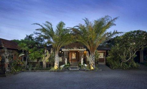 塔曼哈鲁姆小屋酒店(Taman Harum Cottages)