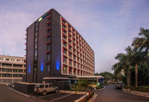 莫尔兹比港智选假日酒店(Holiday Inn Express Port Moresby, an IHG Hotel)