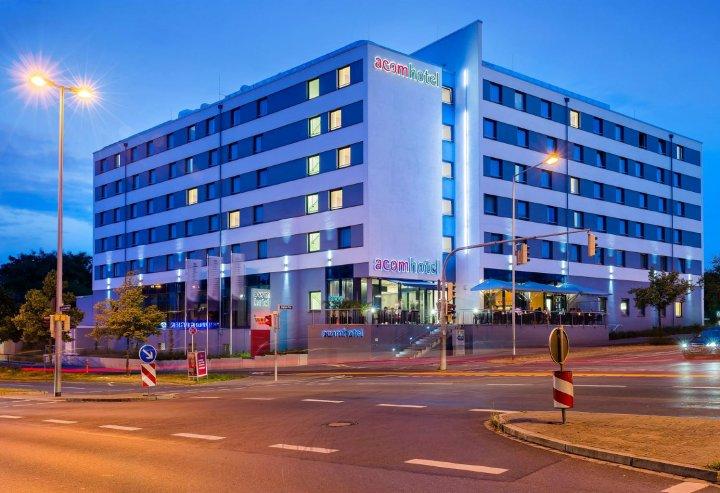 阿康纽伦堡酒店(Acomhotel nürnberg)