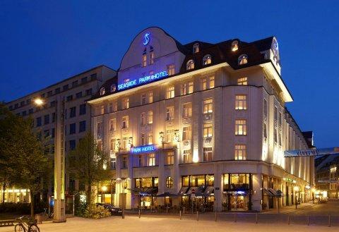莱比锡海滨公园酒店(Seaside Park Hotel Leipzig)