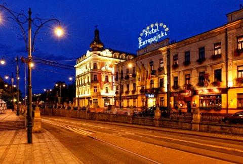 欧罗普斯基酒店(Hotel Europejski)