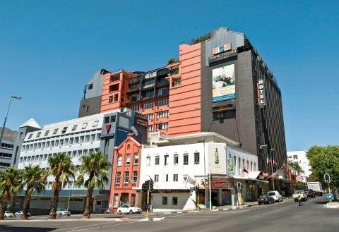 开普敦城市旅馆(Cape Town Lodge Hotel)