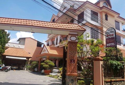 粉红别墅酒店(Villa Pink House)
