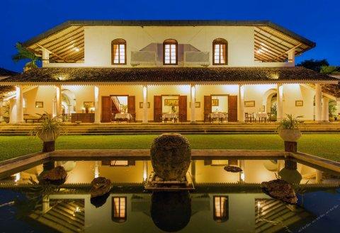 加勒罗望子山度假村(Tamarind Hill Resort Galle)