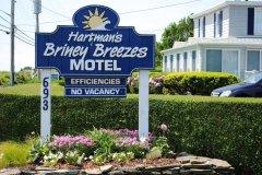 哈特曼布里尼微风海滩度假汽车旅馆(Hartman's Briney Breezes Beach Resort)